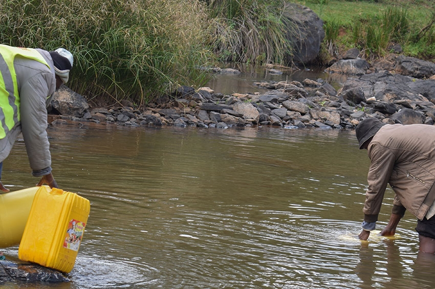Mr. Trump, Don't Mess with Nairobi's Rivers